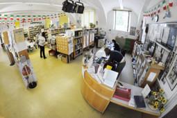 Biblioteca - banco prestito
