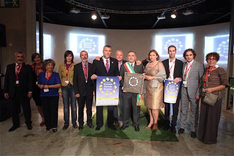 Premiazione Città Fiorita