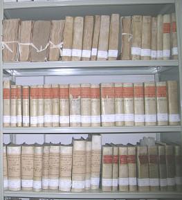 Archivio Storico - fondi
