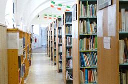 Biblioteca - sezione adulti
