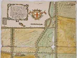 Archivio Storico - mappa